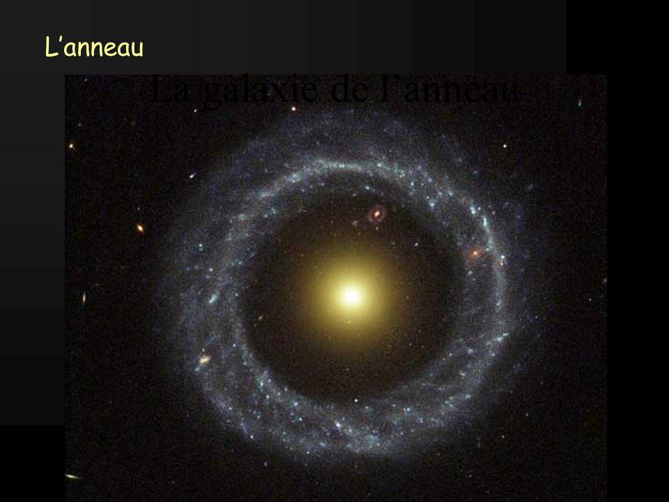 La galaxie de lanneau Lanneau