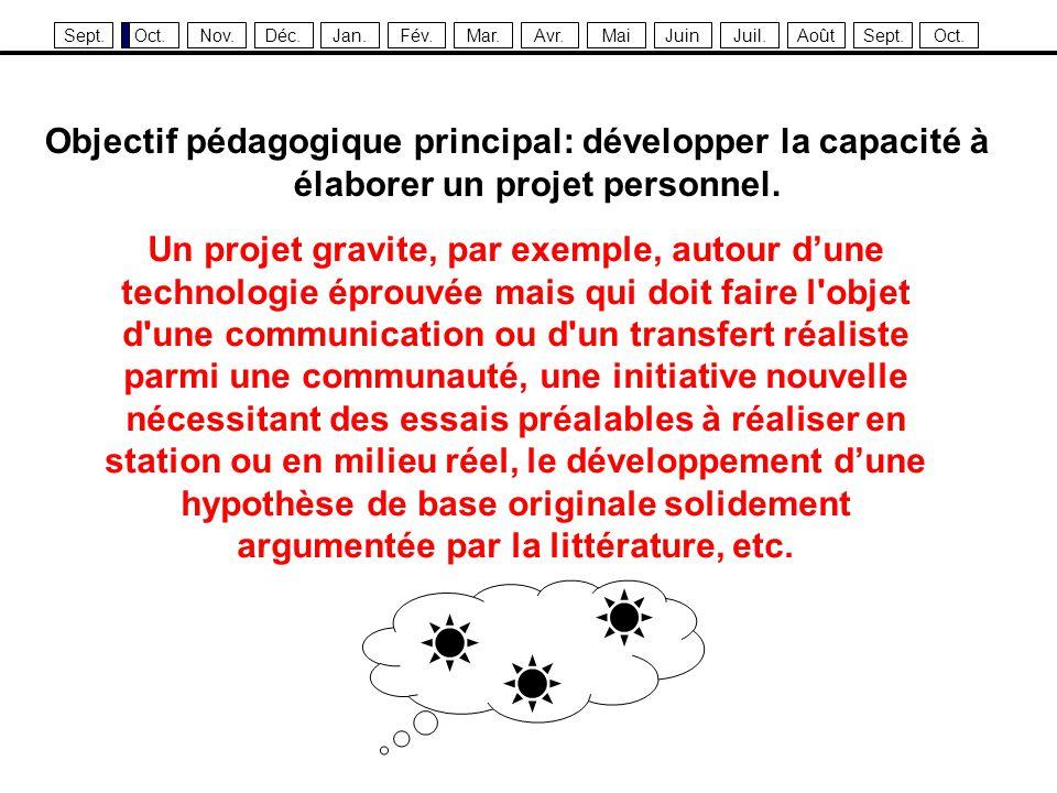 Méthode Bouquet de cours dun tronc commun (acquisition de compétences non spécifiques).