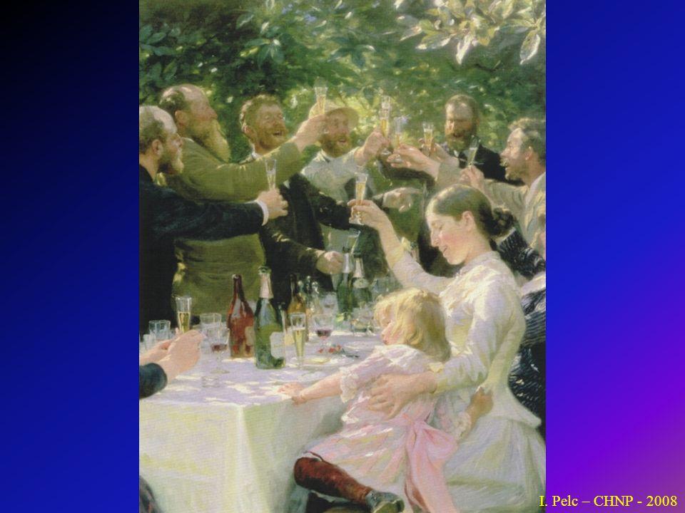 Habitudes de boisson Par contact social Par goût, par habitude Pour résoudre des difficultés psychologiques Pour se stimuler A cause des signes de manque I.