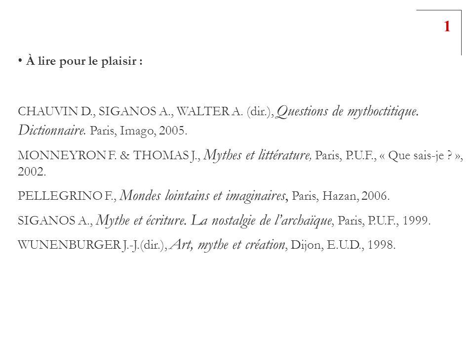 Site à consulter : http://www.educnet.education.fr/musagora/agedor/agedorfr/biblio.htm 1