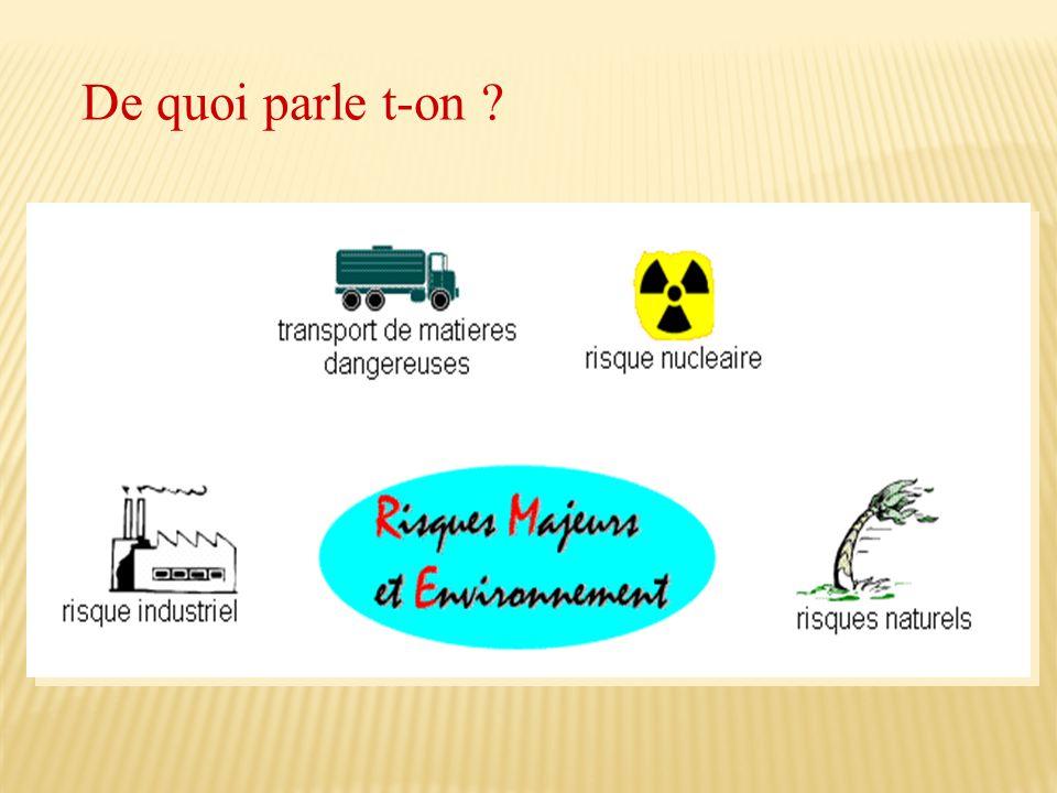 4 grands risques