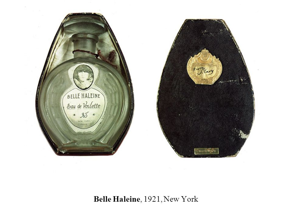 Belle Haleine, 1921, New York