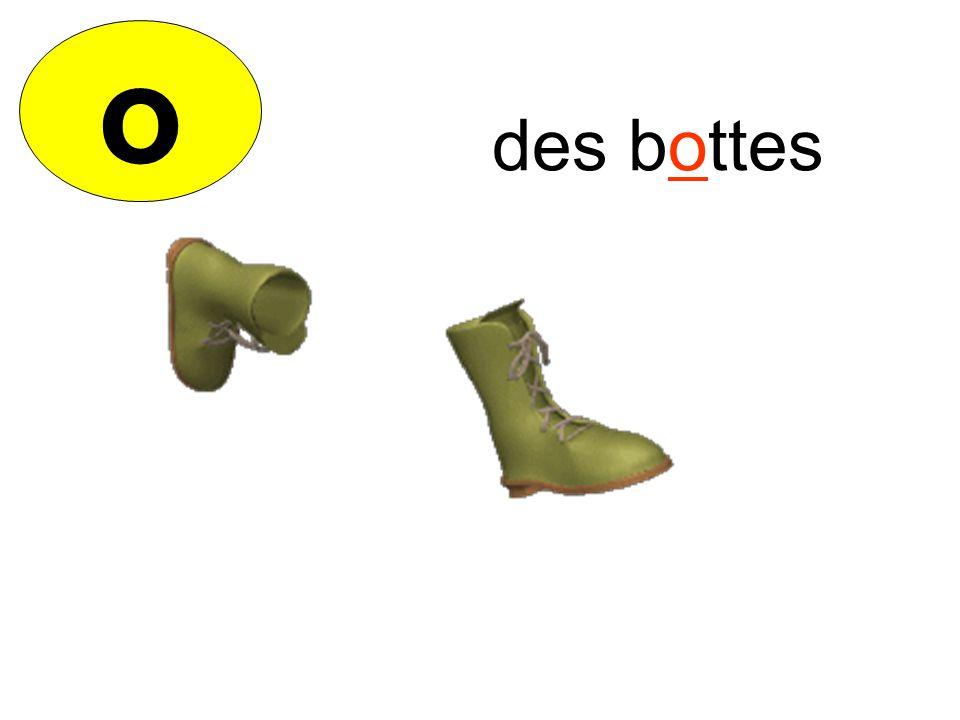 o des bottes