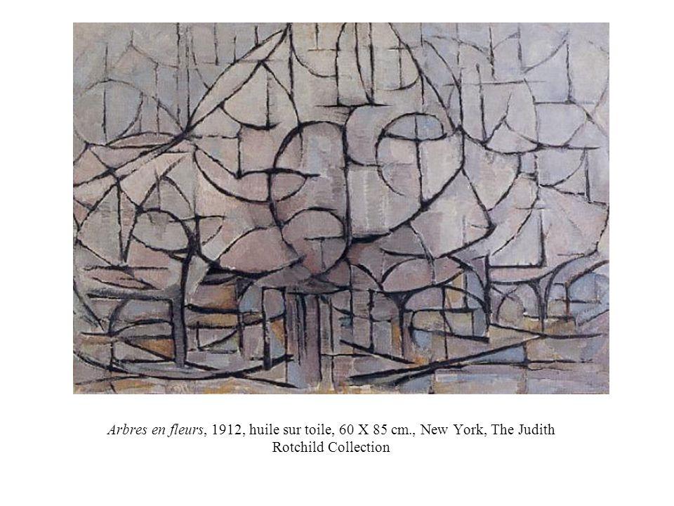 Arbres en fleurs, 1912, huile sur toile, 60 X 85 cm., New York, The Judith Rotchild Collection