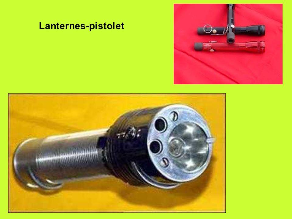 Lanternes-pistolet