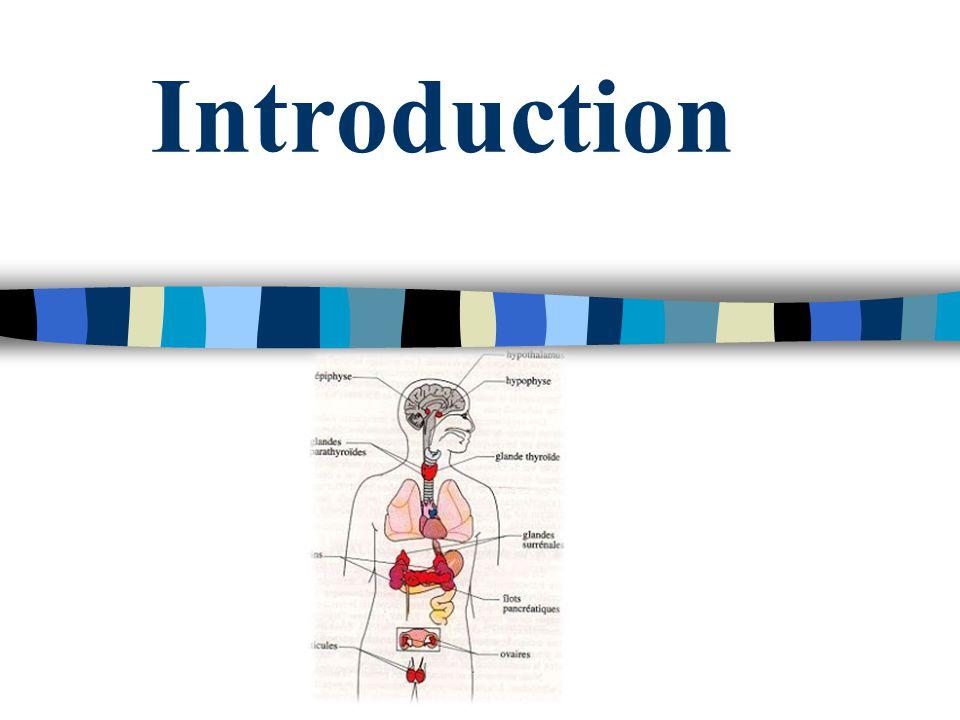 *Définition: Système endocrinien: Cest un des systèmes de communication de lorganisme.