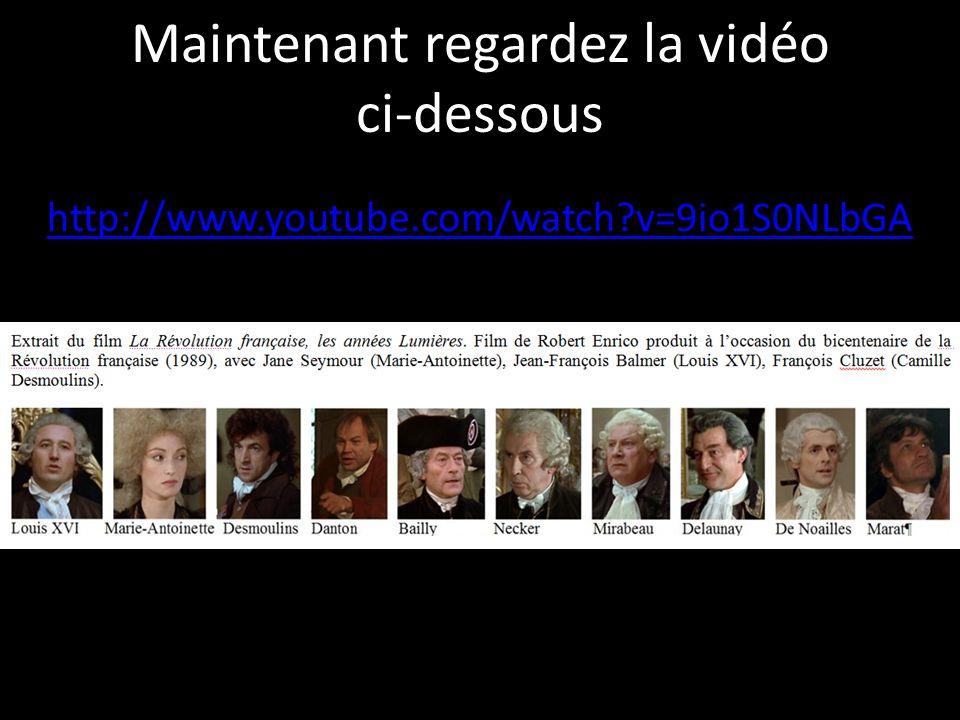 Maintenant regardez la vidéo ci-dessous http://www.youtube.com/watch?v=9io1S0NLbGA