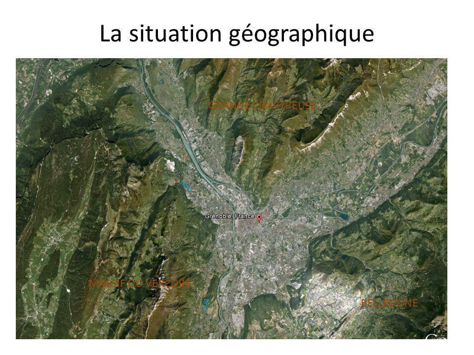 Isère Drac GRANDE CHARTREUSE MASSIF DU VERCORS BELLEDONE