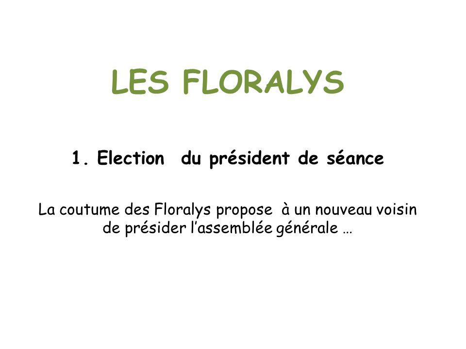 LES FLORALYS 4.