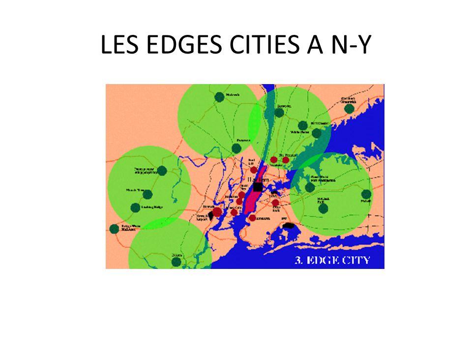 LES EDGES CITIES A N-Y