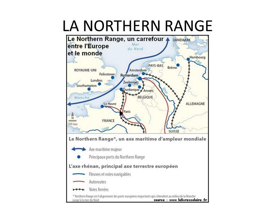 LA NORTHERN RANGE