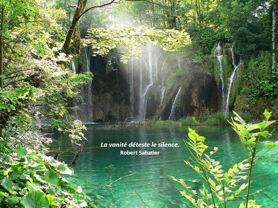 Quelle musique, le silence. Jean Anouil