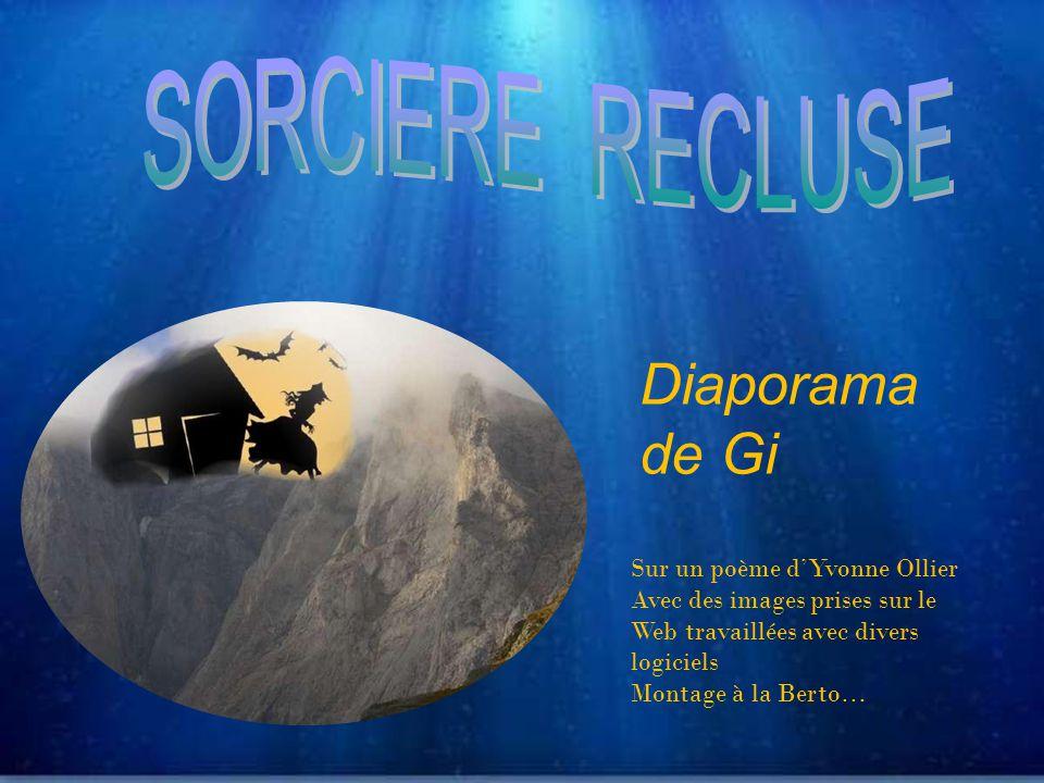 Sur un poème dYvonne Ollier Avec des images prises sur le Web travaillées avec divers logiciels Montage à la Berto… Diaporama de Gi