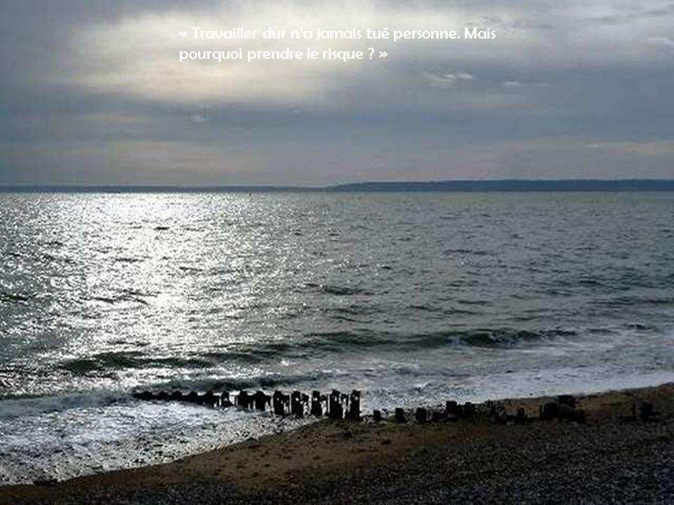 «Face à la roche, le ruisseau lemporte toujours, non pas par la force mais par la persévérance » H.
