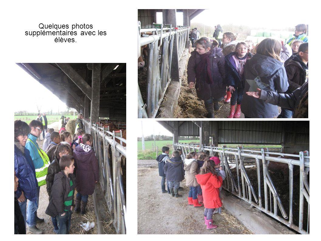 Quelques photos supplémentaires avec les élèves.