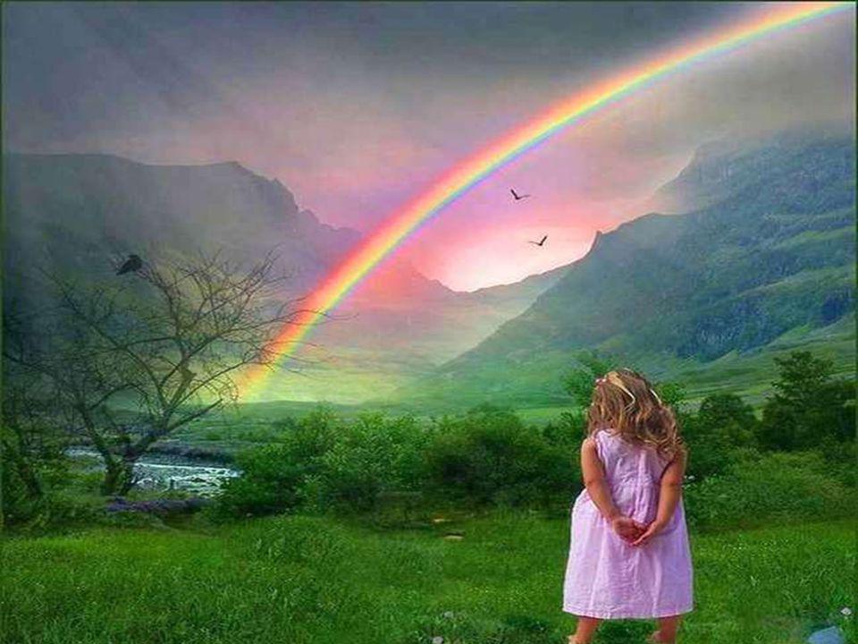 Je te vois Tu me vois et tu restes Quelle joie…