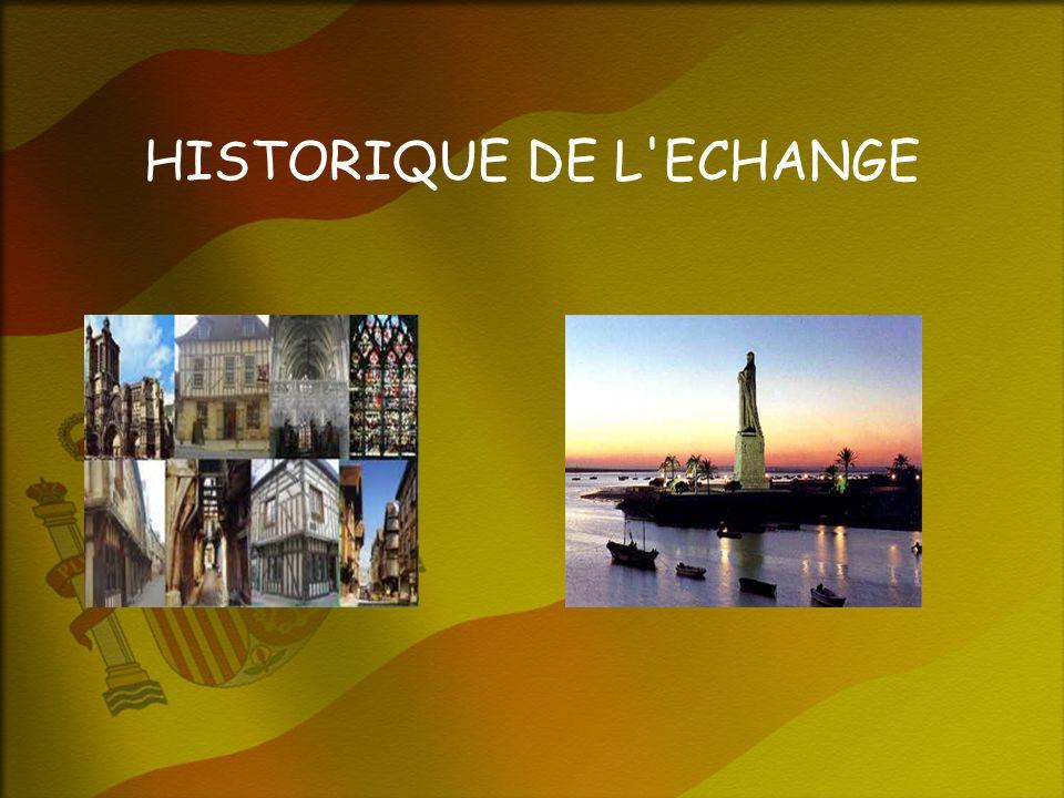 HISTORIQUE DE L ECHANGE