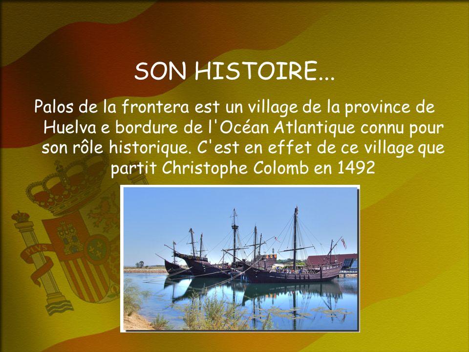 SON HISTOIRE...