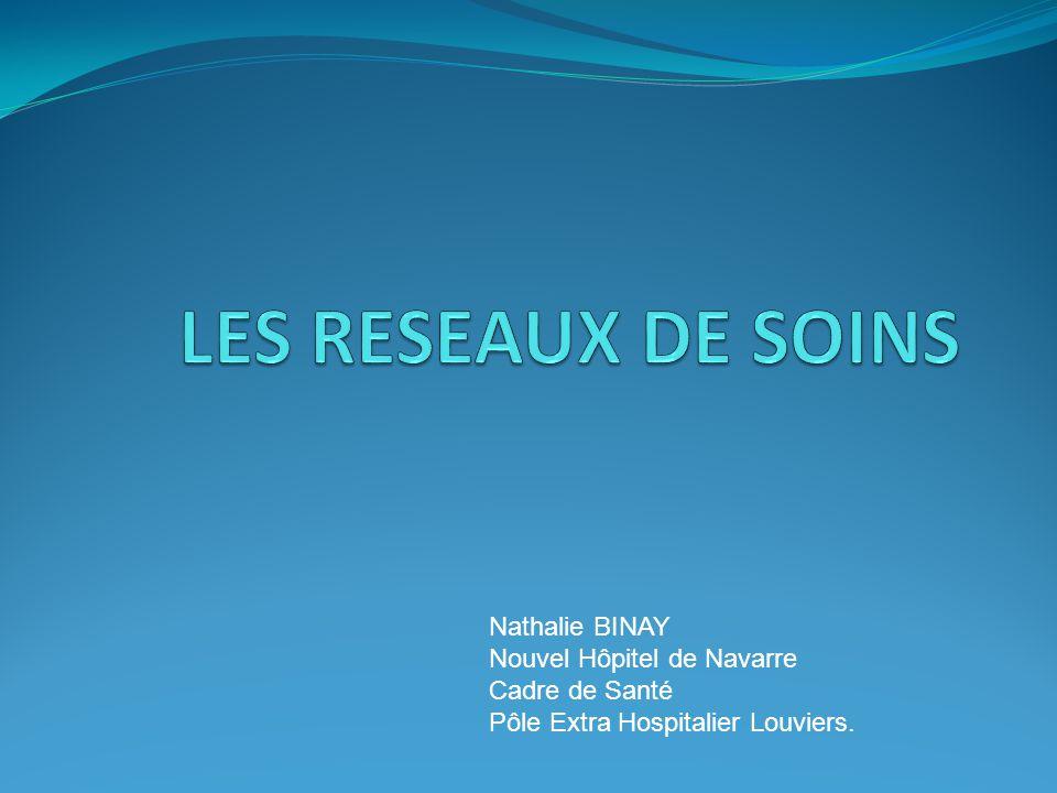 Nathalie BINAY Nouvel Hôpitel de Navarre Cadre de Santé Pôle Extra Hospitalier Louviers.