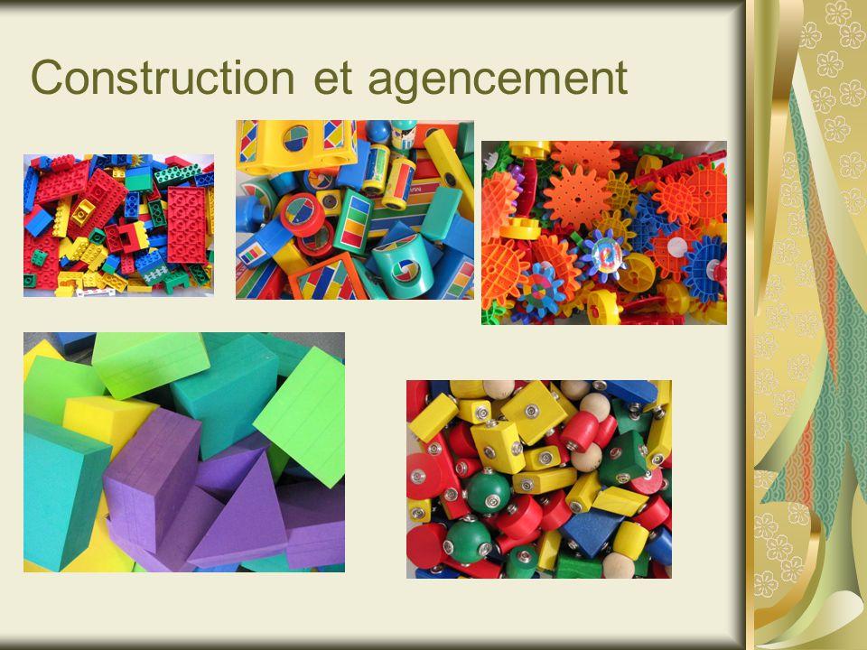 Construction et agencement