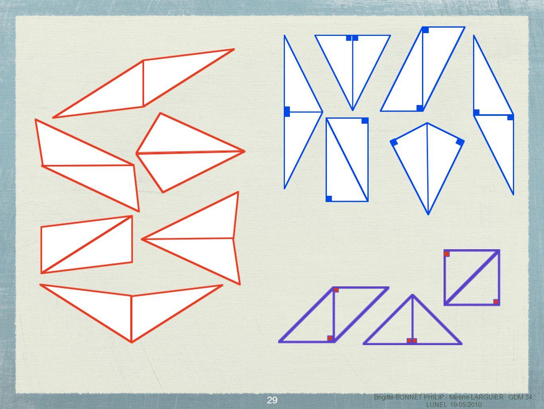 30 Combien de figures obtiendrait-on avec 2 triangles équilatéraux .