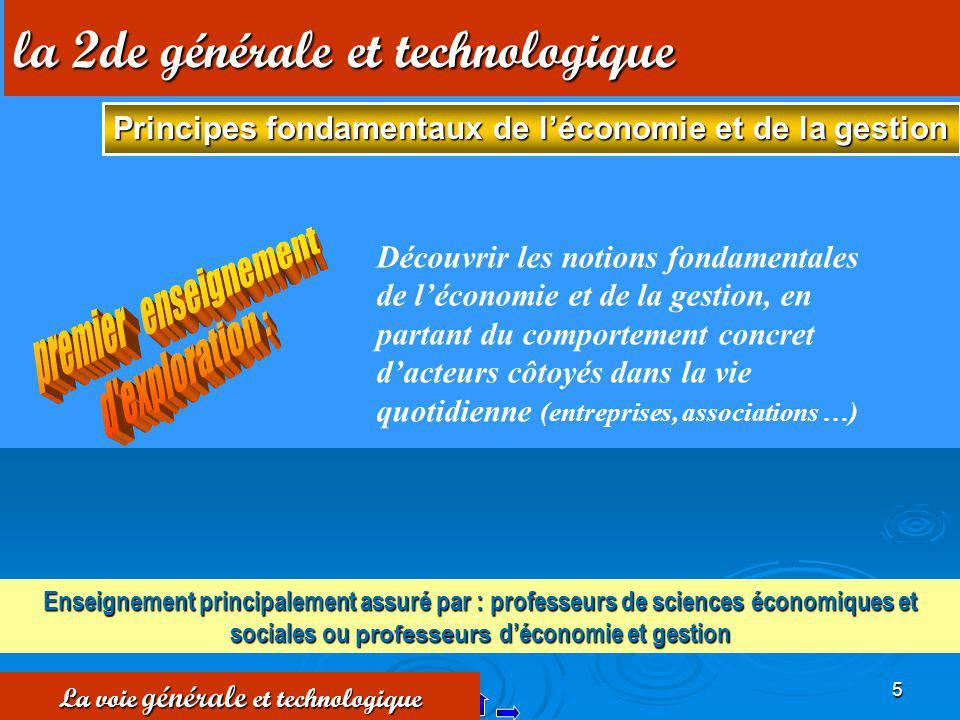 5 Principes fondamentaux de léconomie et de la gestion Découvrir les notions fondamentales de léconomie et de la gestion, en partant du comportement c