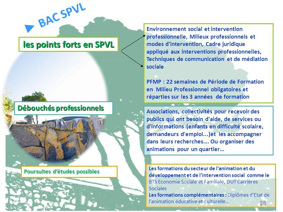 26 les points forts en SPVL Environnement social et intervention professionnelle, Milieux professionnels et modes d'intervention, Cadre juridique appl