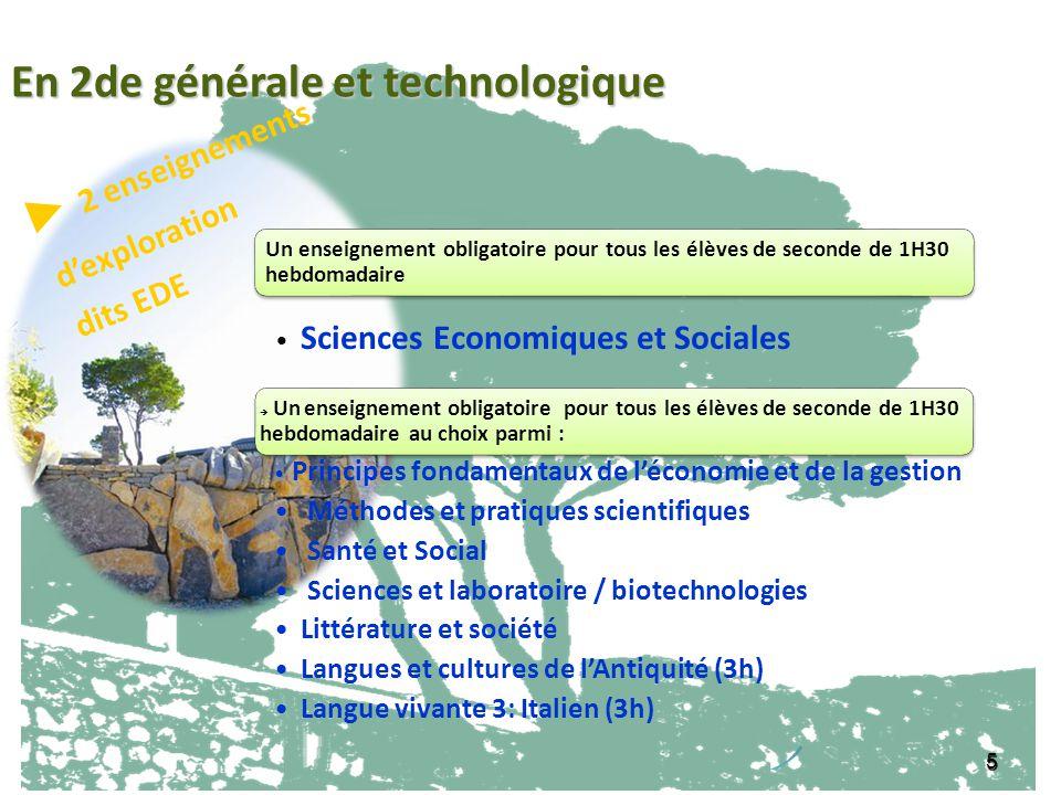 16 la voie générale : les séries de baccalauréats généraux Baccalauréat Littéraire (L) Baccalauréat Économique et Social (ES) Baccalauréat Scientifique (S)