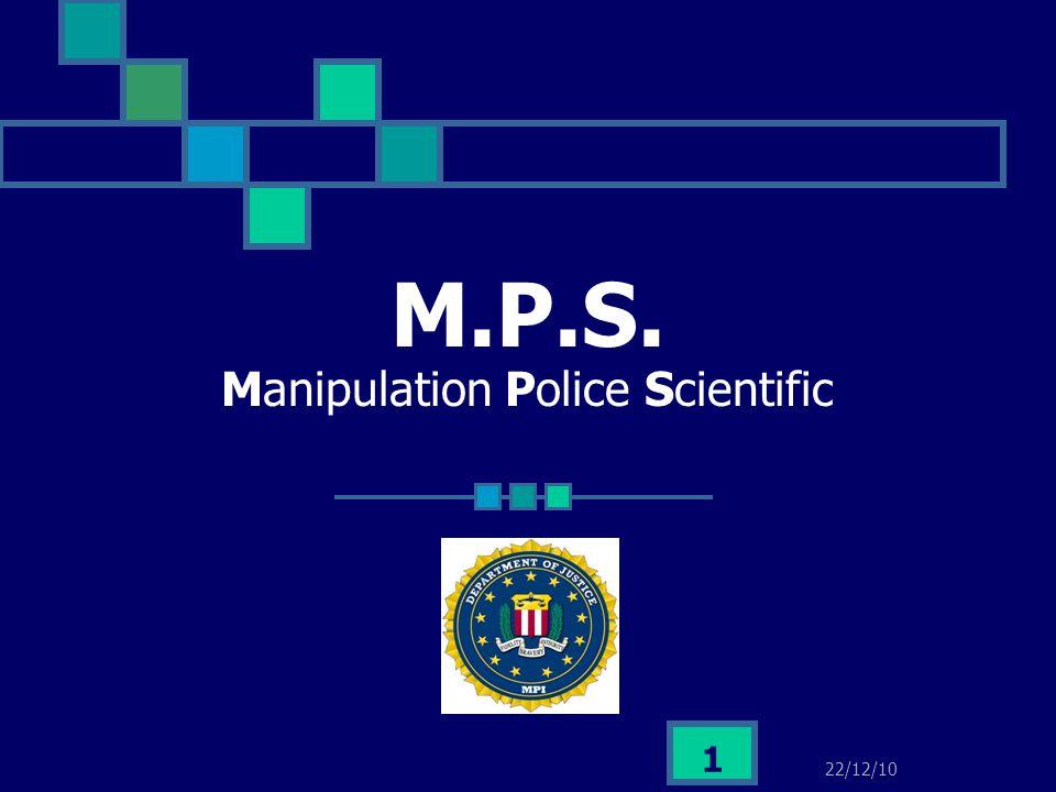 22/12/10 2 S.L. Scientific Laboratory