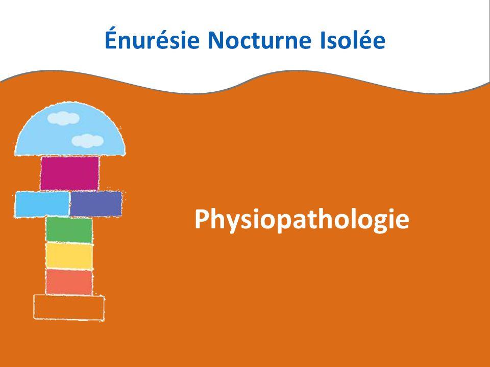 Énurésie Nocturne Isolée Physiopathologie