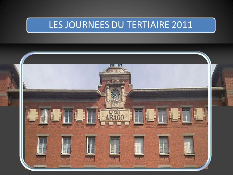 LES JOURNEES DU TERTIAIRE 2011