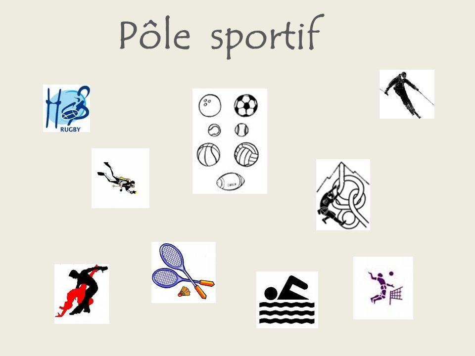 Pôle sportif