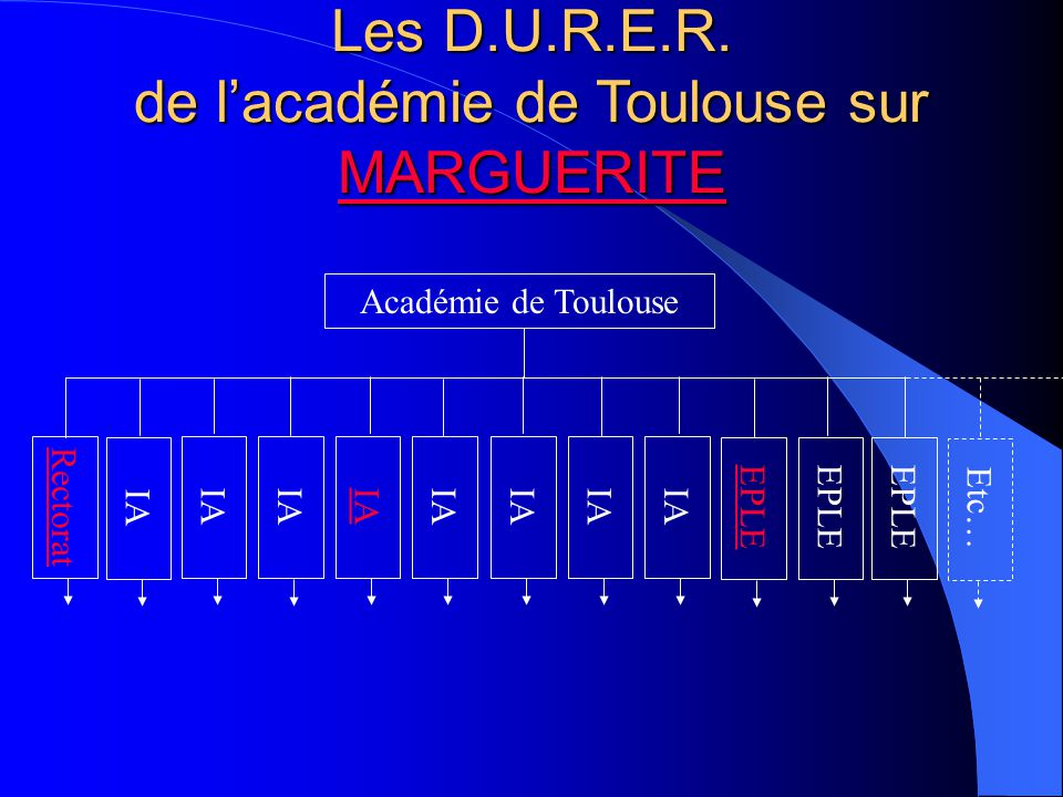 Rectorat Saint Jacques Marvig Montaudran Mondran Viadieu Etoile Jaurès Bellevue Bida Potiers Service tech.