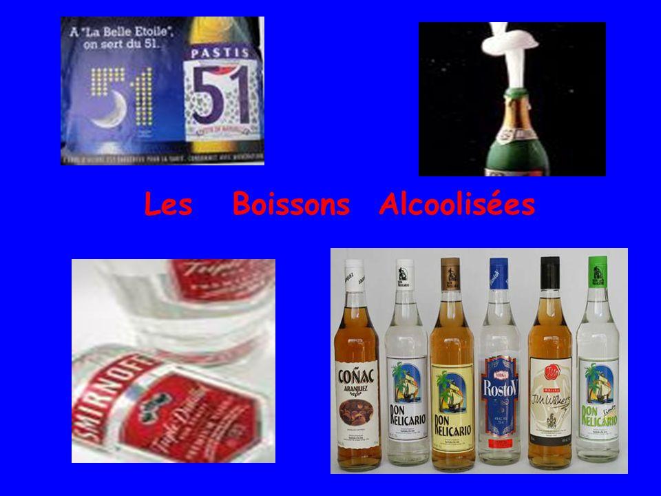 SOMMAIRE I/ Qu est-ce qu une boisson alcoolisée .II/ Éthanol.