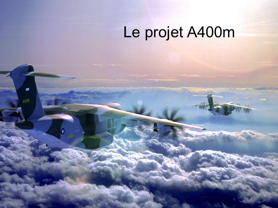 Le projet A400m