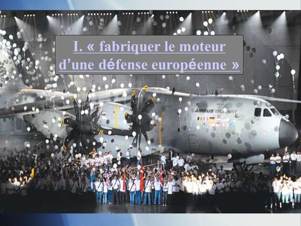 Daprès Alain Fontaine, Président dAirbus Military France, l A400M génère en France 4200 emplois directs et 9200 emplois indirects dont plus de 30% sont en Midi-Pyrénées soit plus de 4000 emplois.