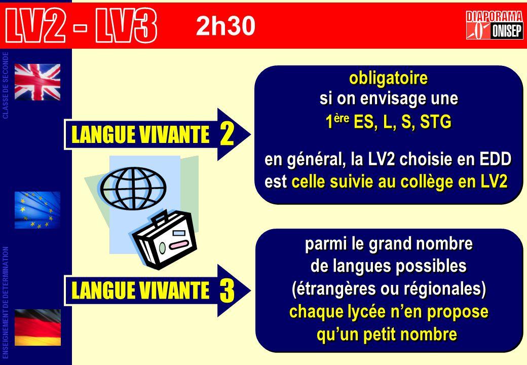 LV2 + SES LV2 +LV3 LV2 + Arts LV2 + Latin/Grec 43,3 % 6,3 % 5,1 % 3,6 % option générale option générale ou MPI Source : Repères et références statistiques, édition 2007 option générale ou Bio.Labo IGC + MPI + ISI + ISI + ISP Ph.Ch.Labo + Bio.Labo + Ph.Ch.Labo + Bio.labo SMS + Création-D + Culture-D 6,8 % 13,6 % 8,2 % 4,0 % 2,1 % 0,8 % 0,6 % 3,1 % 0,5 % option générale ou MPI Répartition des élèves de 2GT selon les combinaisons doptions choisies Principales combinaisons doptions suivies en 2 nde GT Rentrée 2006 France métropolitaine + DOM Public + Privé