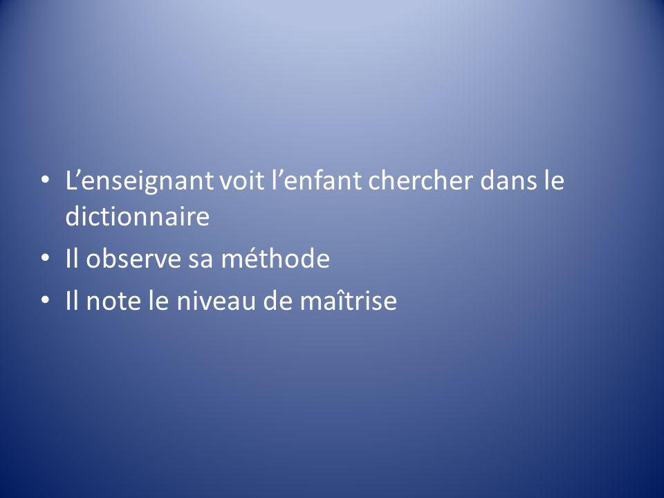 Lenfant peut se trouver en activité autour de la langue écrite en français Mais il peut aussi se trouver en situation dans une autre activité (anglais, art,…)