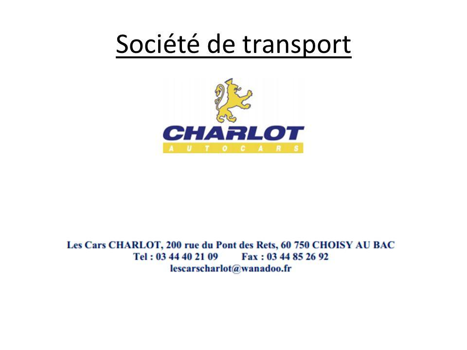 Société de transport