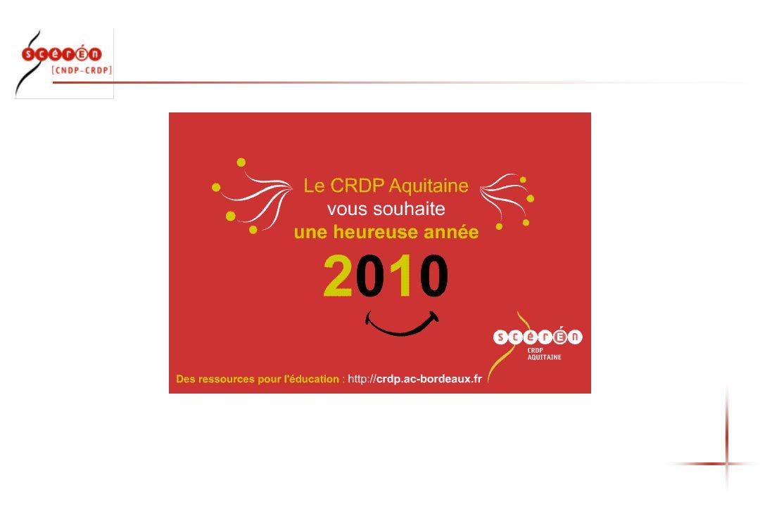 Le SCEREN : un réseau détablissements publics au service de lEcole Le SCÉRÉN cest : le Centre national de documentation pédagogique (le CNDP) 31 centres régionaux (les CRDP), 85 centres départementaux (CDDP) et locaux (CLDP)