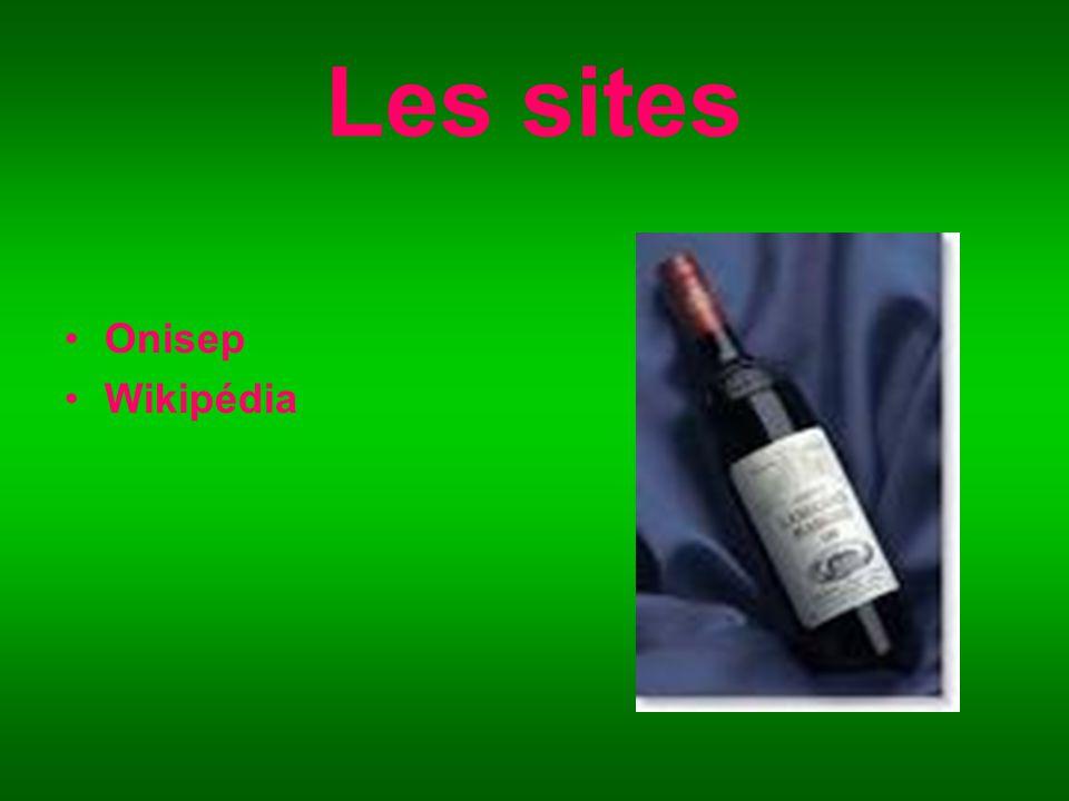 Les sites Onisep Wikipédia