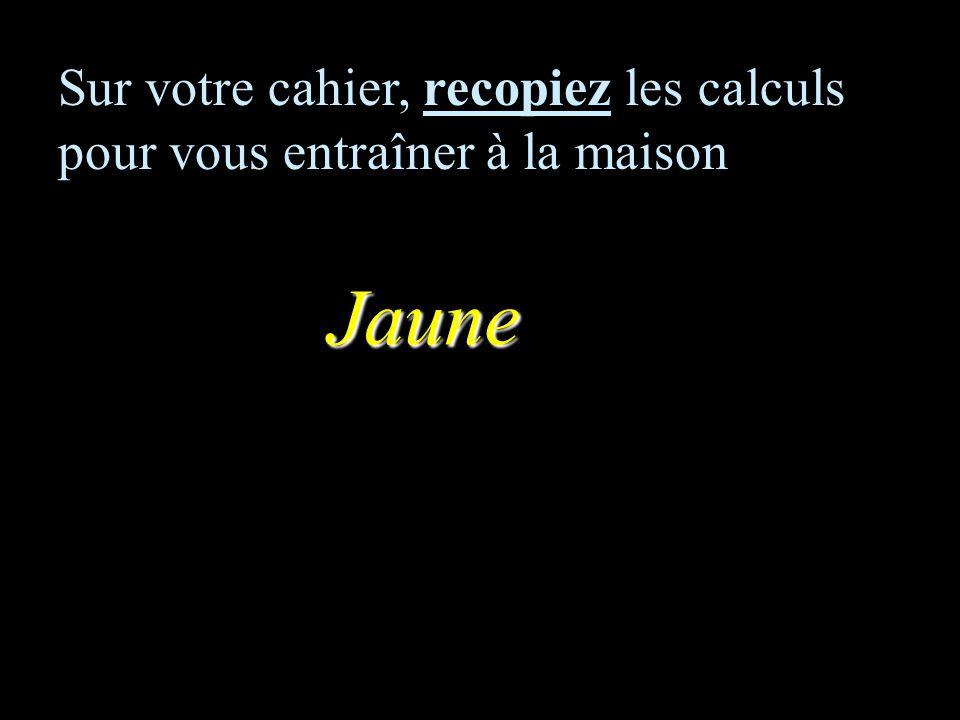 CALCUL MENTAL Thème4 Identités remarquables ENTRAINEMENT Collège F Mauriac