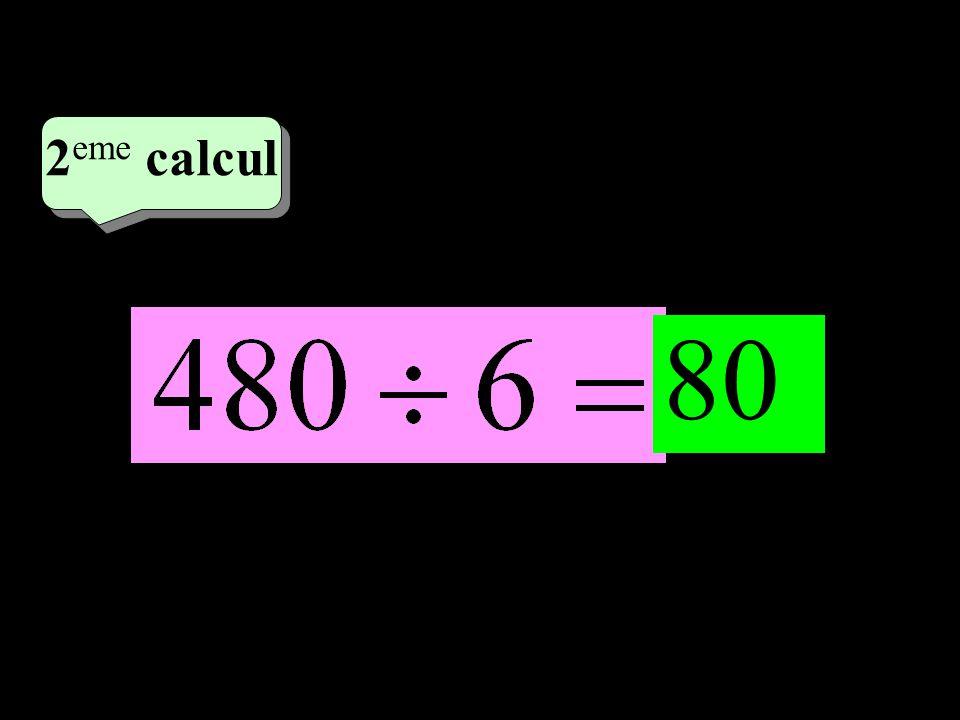 2 eme calcul 80