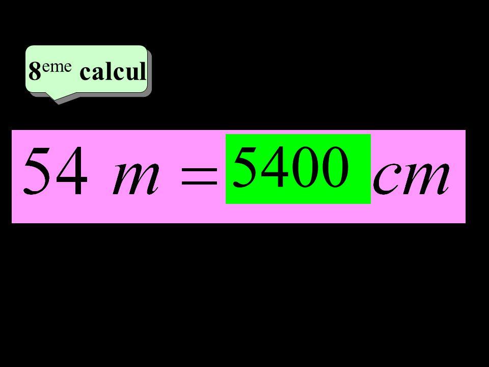 –1–1 4 eme calcul 4 eme calcul 8 eme calcul 5400