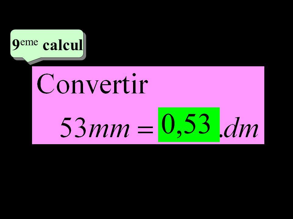 –1–1 5 eme calcul 5 eme calcul 9 eme calcul 0,53