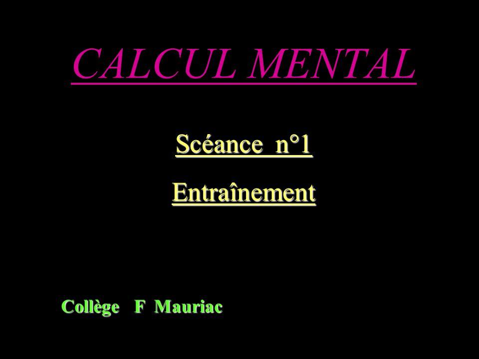 4 eme calcul 4 eme calcul 8 eme calcul Donner lécriture décimale 48,407