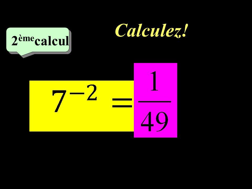 Calculez! 1 er calcul