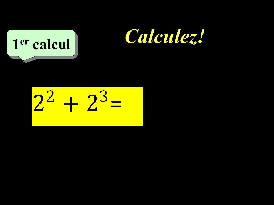 Jaune Sur votre cahier, recopiez les calculs pour vous entraîner à la maison Pour lentraînement, il y a une seule couleur Les résultats seront écrits sous forme décimale ou fractionnaire