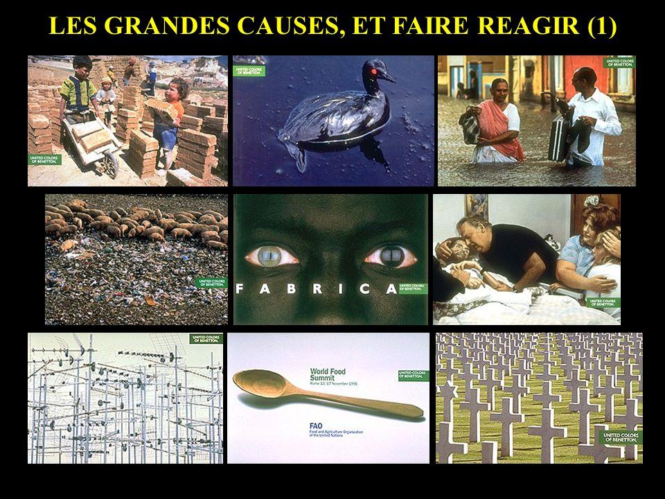 LES GRANDES CAUSES, ET FAIRE REAGIR (1)