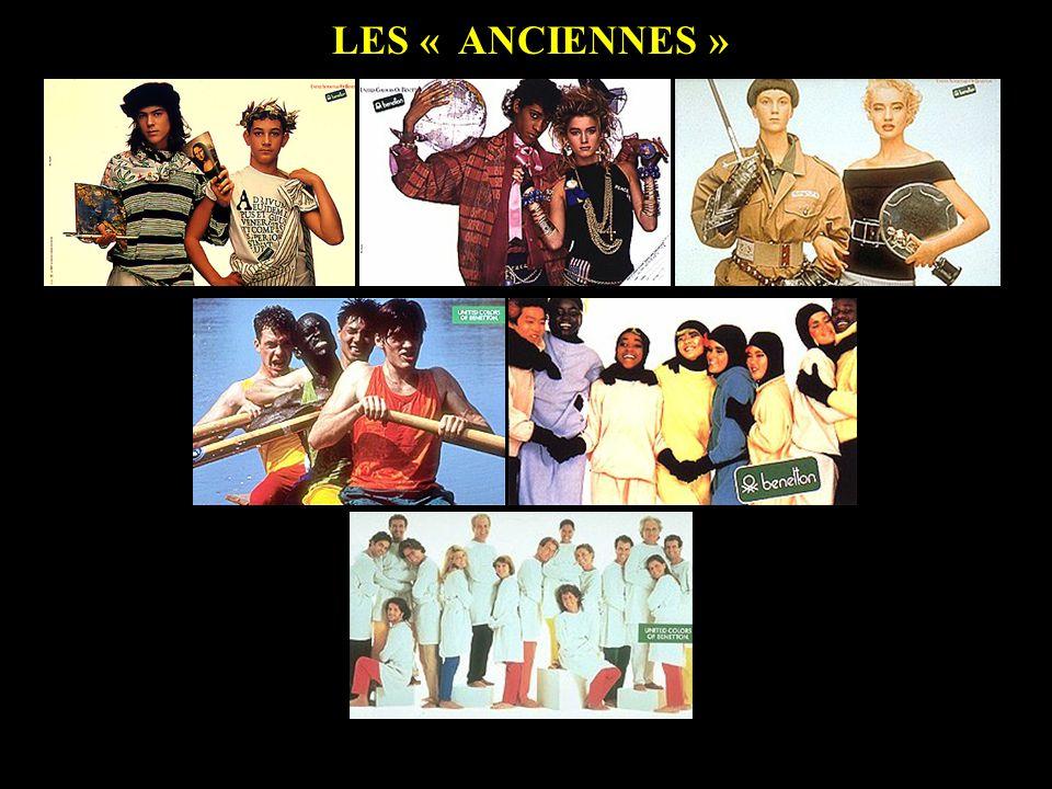 LES « ANCIENNES »